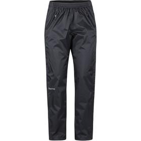 Marmot PreCip Eco Full-Zip Pants Long Women, black